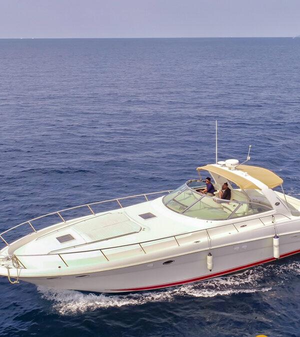 SEA RAY 460